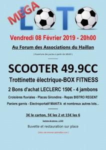 Loto foot 2019